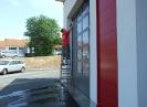 Neubau Feuerwehr-Gerätehaus - Juni 2011