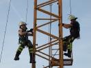 23. Mai 2011: Übung der Höhensicherungs-Gruppe