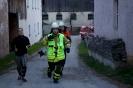 4. April 2011: Der Fränkische Tag begleitete eine Einsatzübung...
