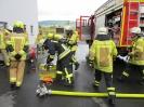 Atemschutz-Taktik - Stationen rund ums Gerätehaus...